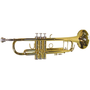 Fontaine FBW404 Bb Trumpet - 2 Years Warranty