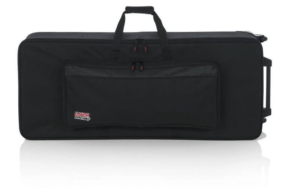 GATOR GK-61 Lightweight Keyboard Case w/ Wheels
