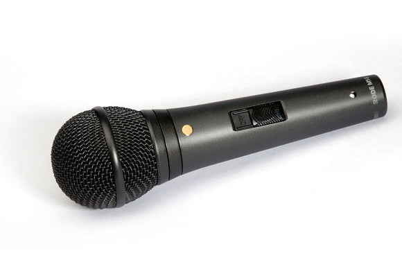 Rode M1-S Live Performance Dynamic Microphone with Switch