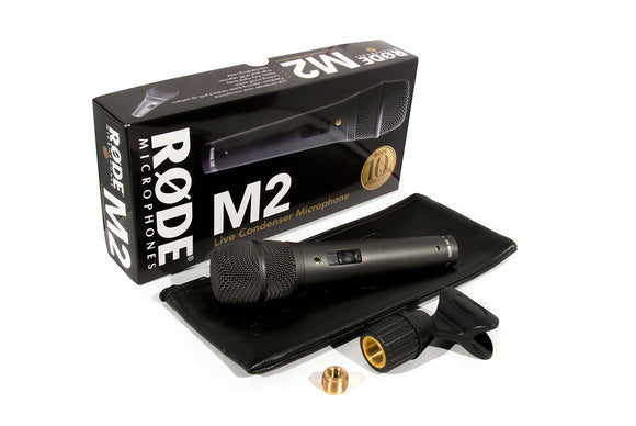 Rode M2 Live Performance Condensor Microphone