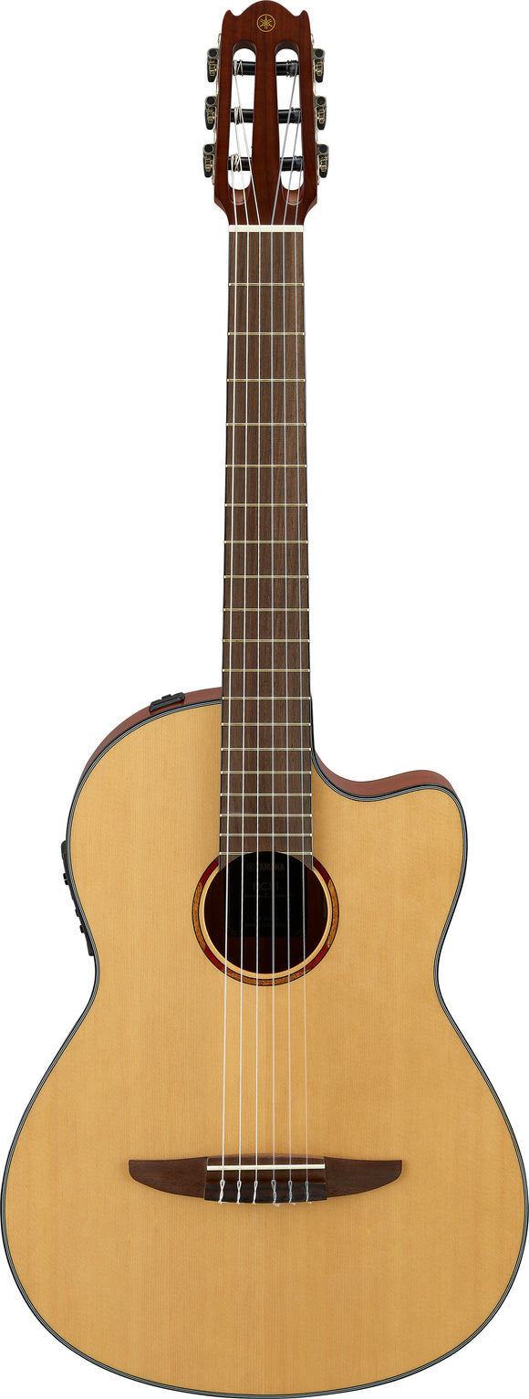 Yamaha NCX1-NT Classical Electric Nylon Guitar