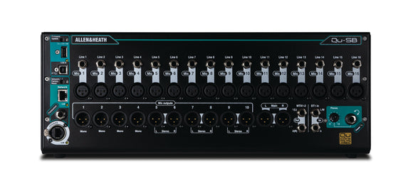 Allen & Heath Qu-SB Portable Digital Mixer
