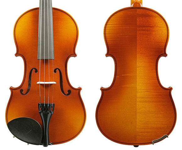 Raggetti RV2 Violin - Available in sizes 4/4, 3/4, 2/1, 1/8, 1/10, 1/16.