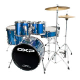DXP TX06PB Fusion 20' Series Drum Kit Package (In store pick up)