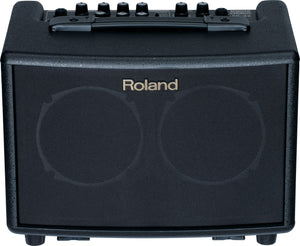 Roland AC-33 Black Acoustic Chorus Guitar Amplifier