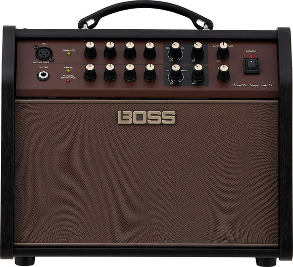 Boss Acoustic Singer Live LT Acoustic Amplifier