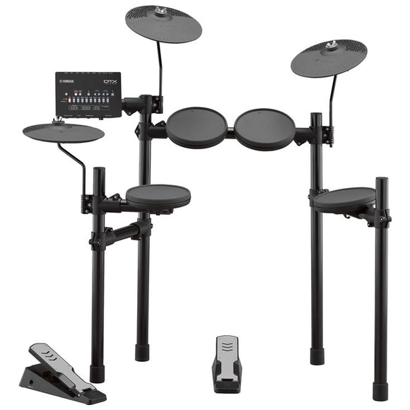 Yamaha DTX402K Electronic Drum Kit, BONUS: Stool & Headphones