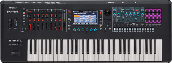 Roland Fantom 6 Synthesiser