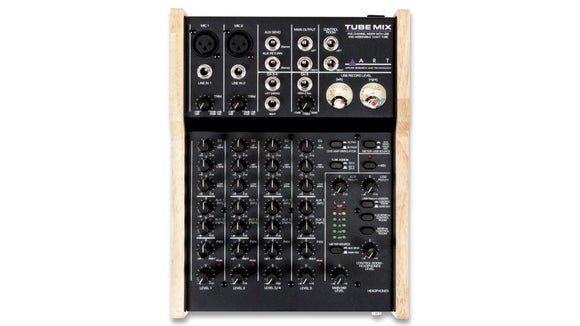 ART TubeMix PA Mixer 5 Channel with USB Mixer