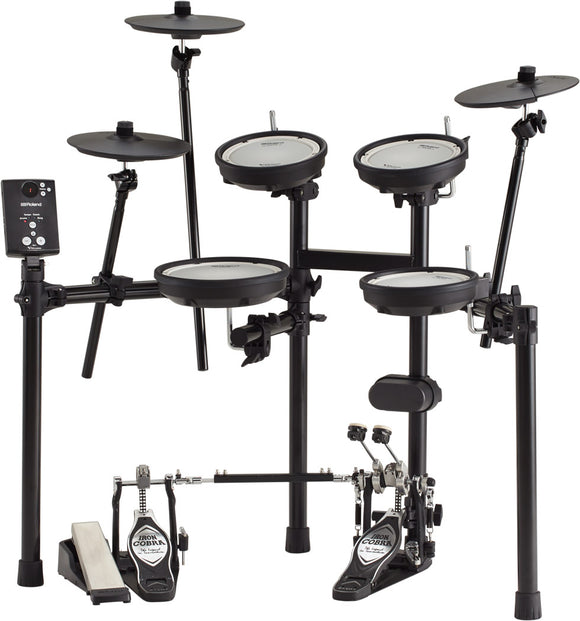 Roland TD-1DMK V-Drums (Bass drum pedal not included)