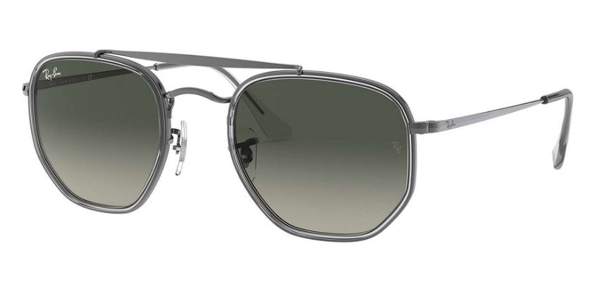 Ray Ban RB3648M, 004/71 3N (52/23 - 145)