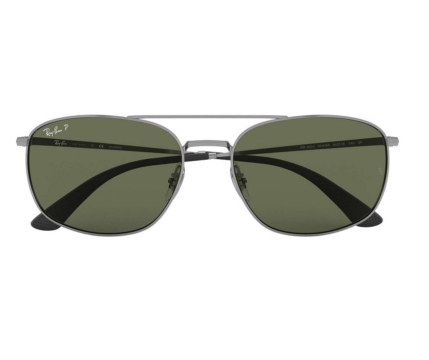 Ray Ban RB3654, 004/9A (60/18 - 145)
