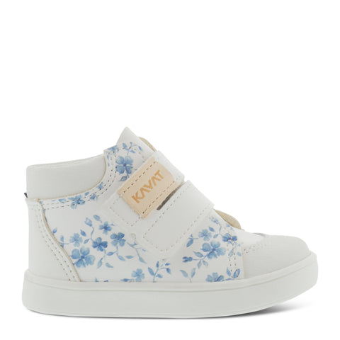 Fiskeby XC White floral- Online Only