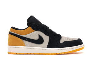 JORDAN 1 SAIL UNIVERSITY GOLD/BLACK