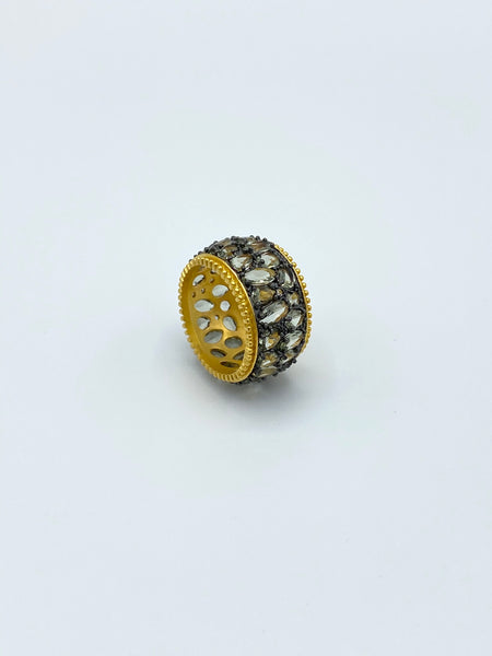 ROSE D'OR CIGAR RING