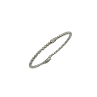 Diamond bead cuff