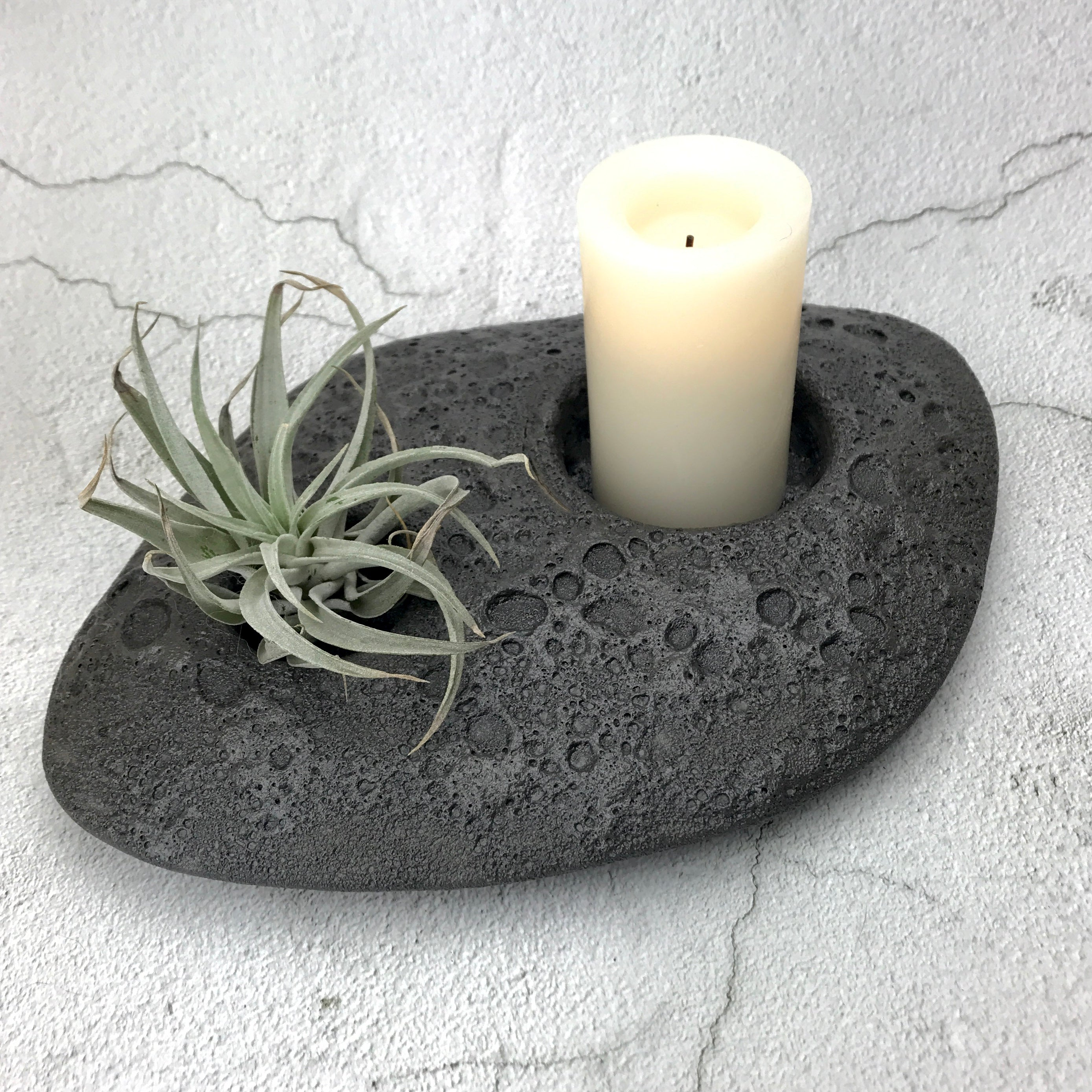 Candle holder/planter