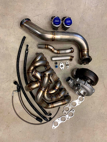2JZGE Vband Turbo Kit