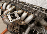 2JZGTE Divided T4  Dual wastegate Manifold