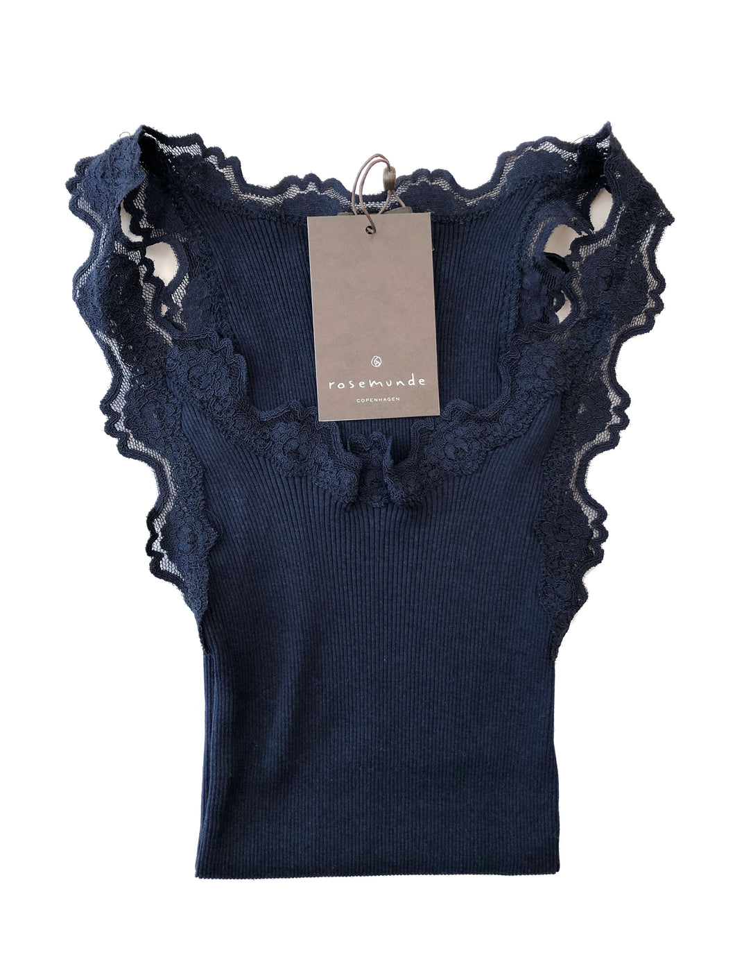 Top Rosemunde navy blau