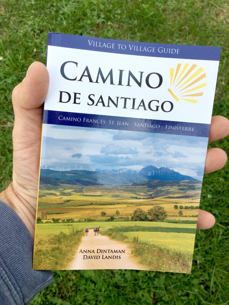 2020 Village to Village Guide:  Camino Frances: St Jean - Santiago - Finisterre (w/free Credential)