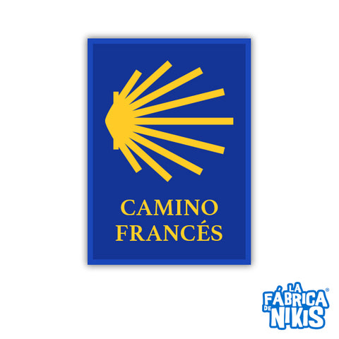 Camino Frances Badge