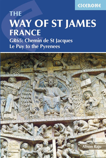 f49eb2bada578 Cicerone  GR65 - The Way of St James - Le Puy to the Pyrenees – Camino  Forum Store