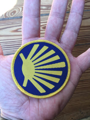 Camino Shell badge