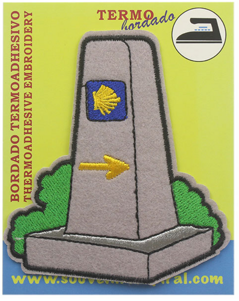 Camino Waymarker Badge