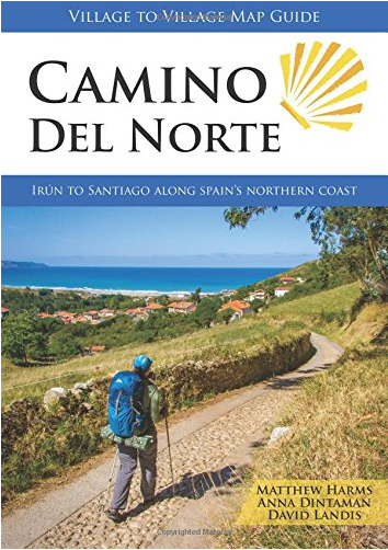 2020/21 edition: Camino del Norte (Village to Village Guide)(W/FREE Passport)