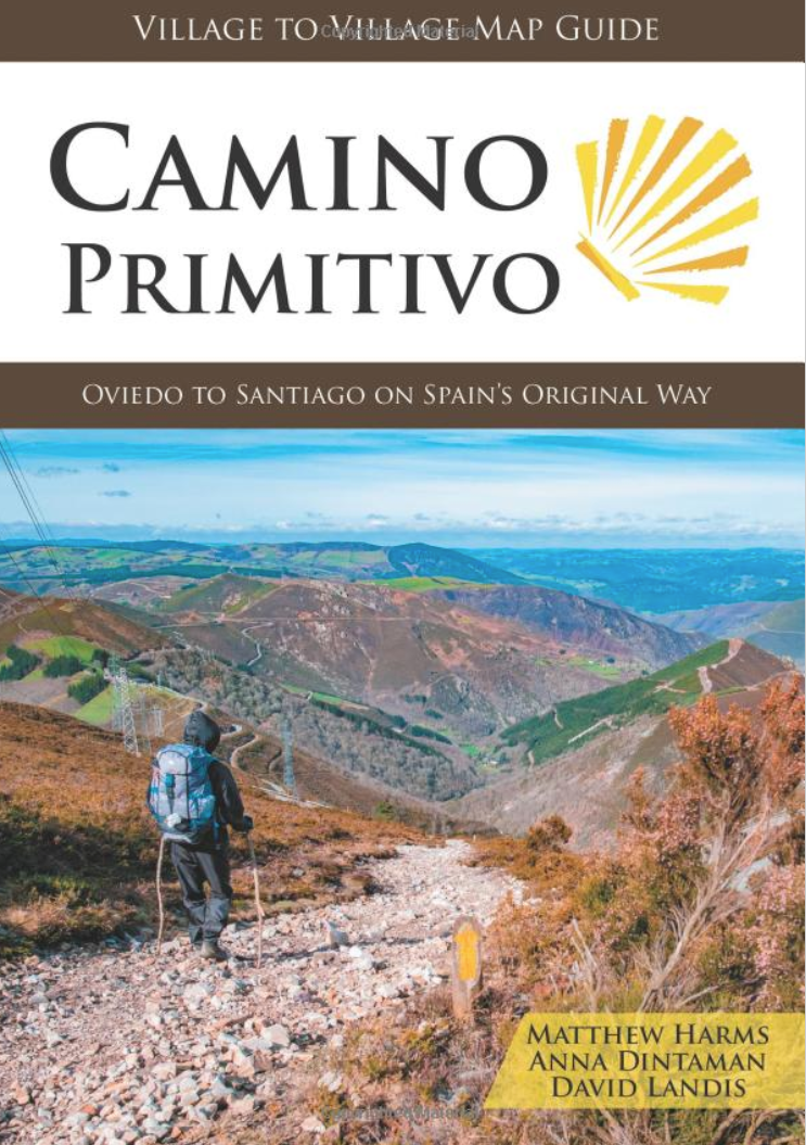 Camino Primitivo (Village to Village Guide)(W/FREE Passport)