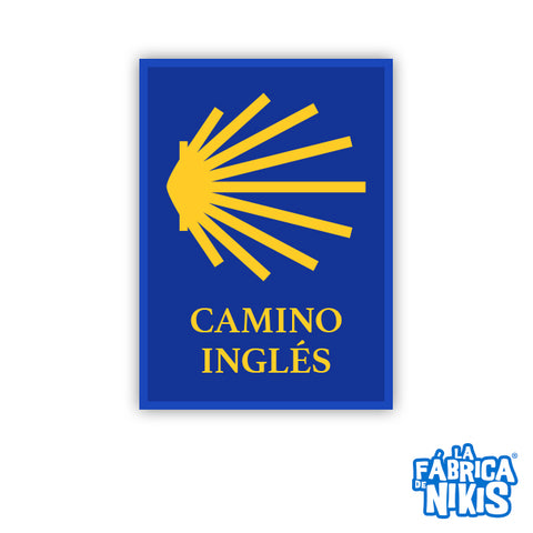 Camino Ingles Badge