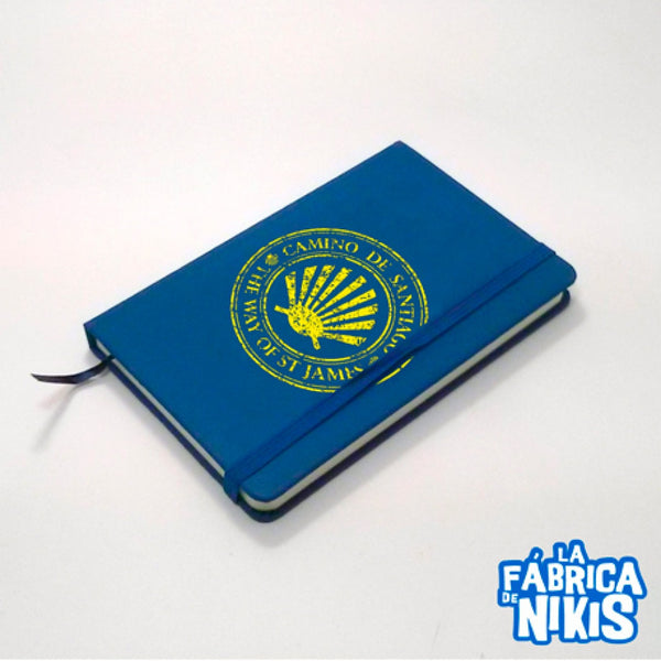 Camino de Santiago Notebook (Shell)