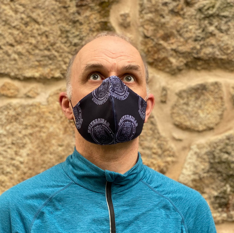 Reusable University Mask