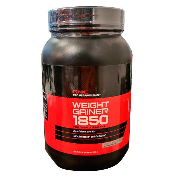 GNC - WEIGHT GAINER 1850 X 1950GR CHOCOLATE