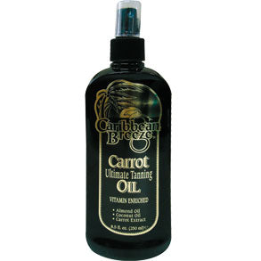CARIBBEAN BREEZE CARROT OIL X 8.5OZ   10004