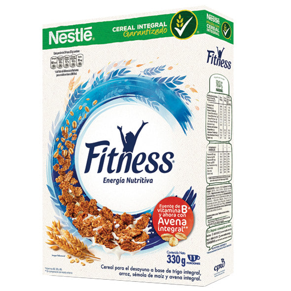 FITNESS CEREAL X 330GR
