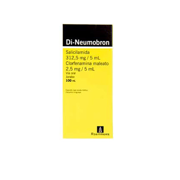 Di Neumobron Suspension X 100Ml Salicil Clorfen