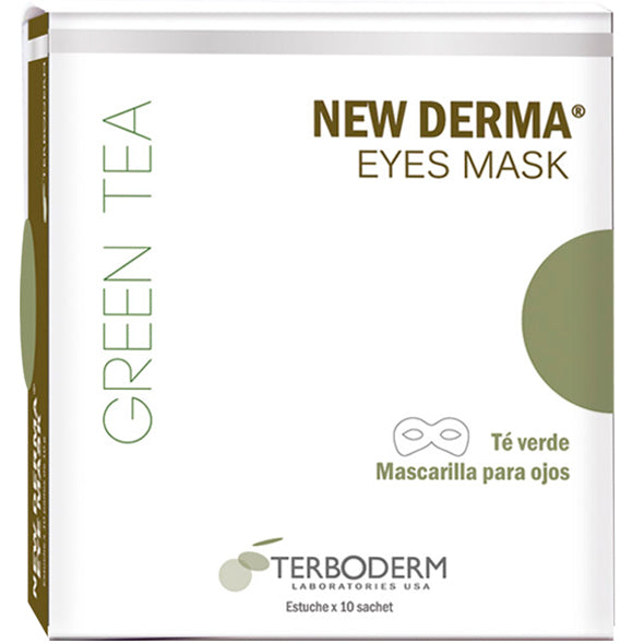 New Derma Eyes Mask Mascarilla X 10 Sachets P Ojos