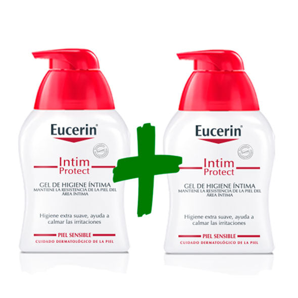 Eucerin Pack Ph5 Cuidado Intimo 250Ml X 2 Unid
