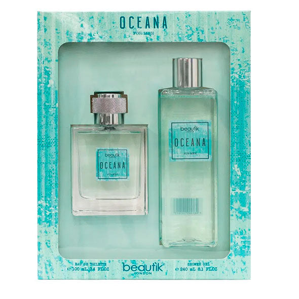 Bl Pack Oceana For Men Perfume+Gel D Ducha