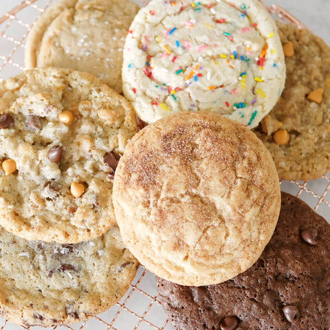 1 dozen Omaha Cookie Co cookies