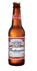 6 Pack Budweiser Bottles