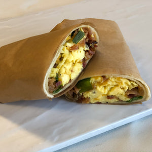 Breakfast Burritos (12)