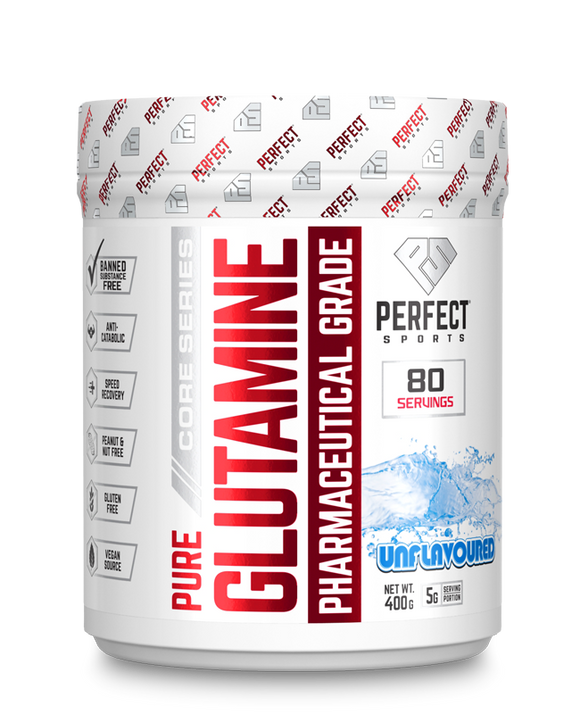 Perfect Sports Glutamine 80 Servings