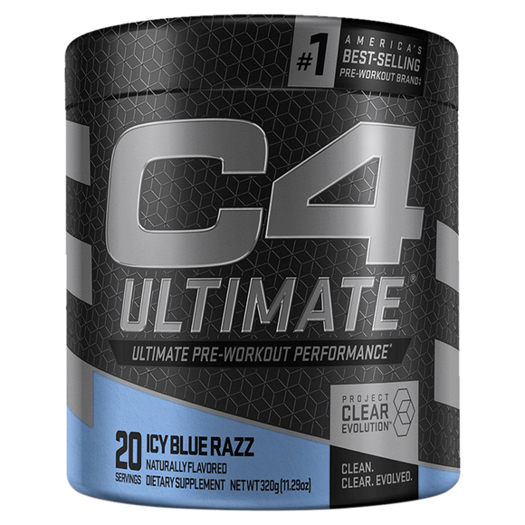 C4 Ultimate 20 Servings