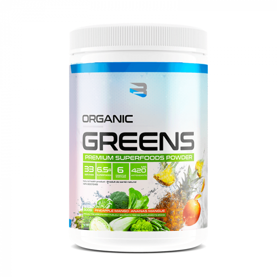 Believe Greens 33 Servings