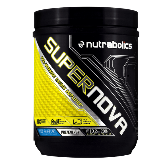Nutrabolics Supernova Infinite 20 Servings