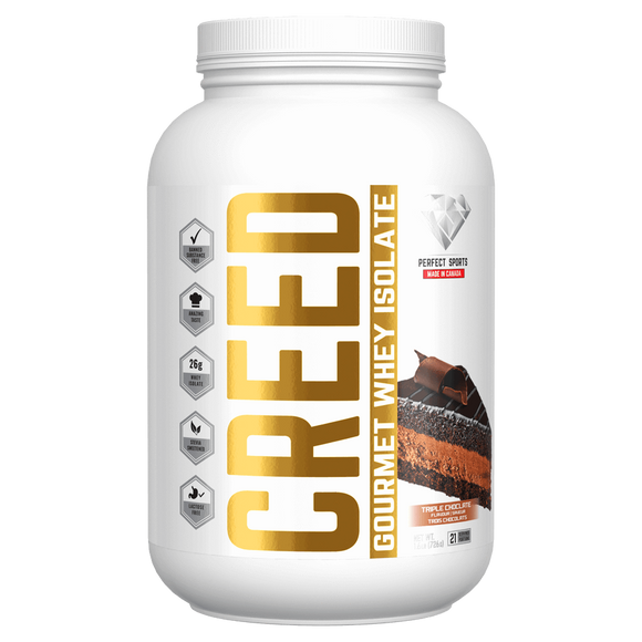Creed Whey 1.6 lbs