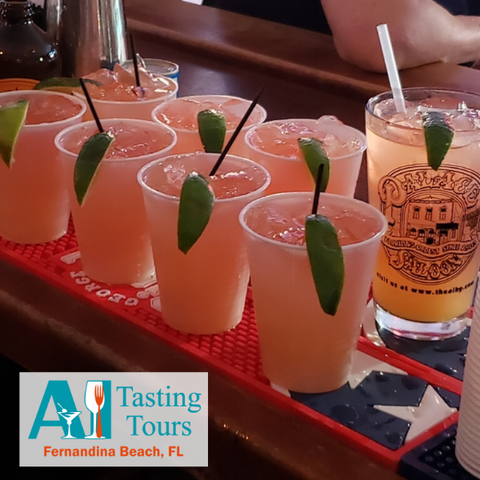 Food & Cocktail Tasting Tours | Amelia Island Downtown Tasting Tours